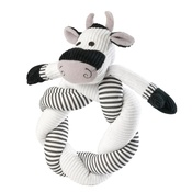 House of Paws - Twisty Cow Dog Toy