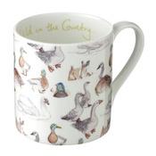 Stefanie Pisani - Duck Print Mug