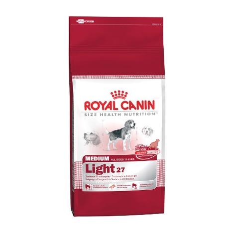 Medium Light 27 Dog Food