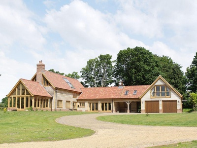 Green Acre Lodge, Norfolk, Tatterford