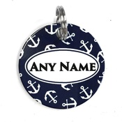 Ditsy Pet - Ditsy Pet Hello Sailor ID Tag