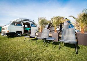 Llangennith Scamper Holidays - Camper Air-Tent, Swansea 2