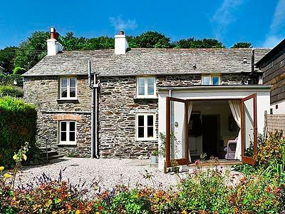 Ivy Cottage, Cornwall, Boscastle