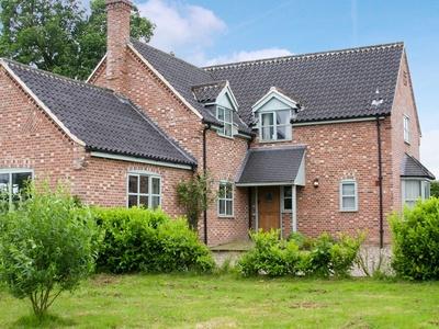 Heckingham Manor, Norfolk, Heckingham