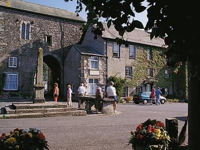 Churchtown House, Cumbria, Cartmel