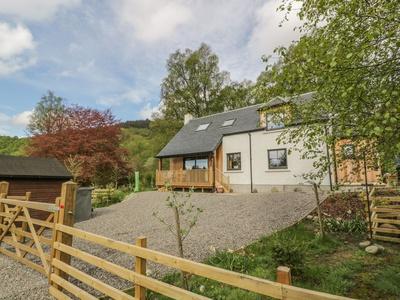 Fois House, Stirling, Callander