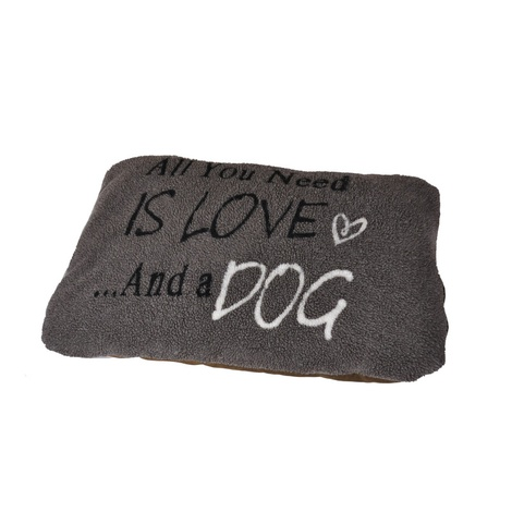 All You Need is Love Dog Cushion – Coco