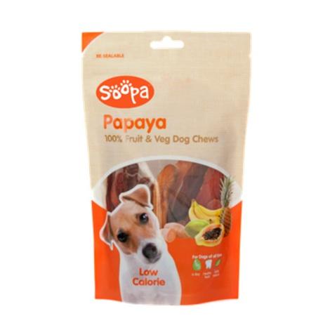 Papaya Dog Chews (3 x 100g)