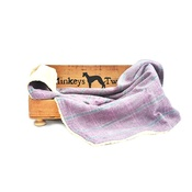 Minkeys Tweed - Sasha Tweed Dog Blanket