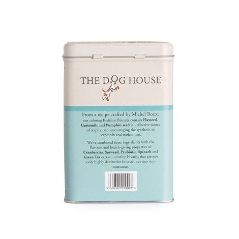 Bedtime Dog Biscuits in Treat Tin 3