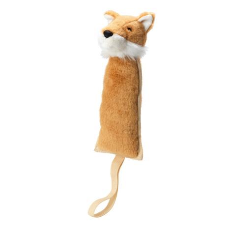 Woodland Fox Thrower Dog Toy