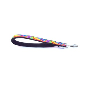 K9CREW Rainbow Short Lead (40cm)