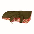 Hampstead Dog Hoodie – Olive & Summer Rose  3