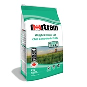 Nutram - Weight Control Dry Cat Food
