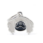 My Family - Pekingese Engraved ID Tag