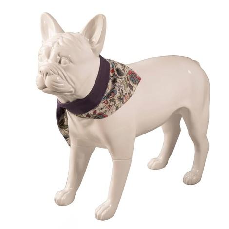 Liberty Mabelle Dog Bandana – Parachute Purple 3