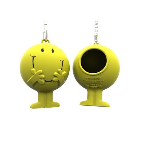 Mr Happy Poo Bag Dispenser