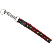 Hem & Boo - Black Stars Training Dog Collar