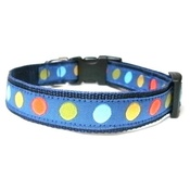 Woof and Meow - Polka Dot Small Dog Collar