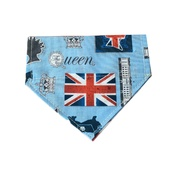 Dapper Pets - Barkingham Palace Dog Bandana