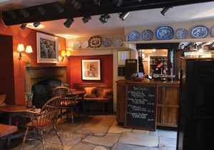 The Lamb Inn, Oxfordshire 2