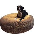 Forest Annual Ring Pet Bed 2