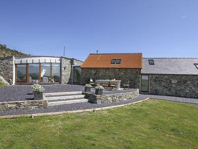 Rhyd Angharad Barns, Isle of Anglesey, Church Bay