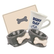 Banbury & Co - Banbury & Co Dog Feeding set - Novelty Mug