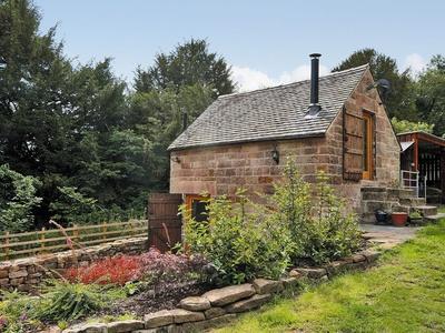 Cornstore Cottage, Derbyshire, Alderwasley