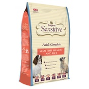 Burgess - Burgess SupaDog Sensitive Salmon & Rice 12.5kg