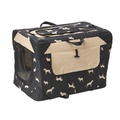 Water Resistant Print Collapsible Crate 4
