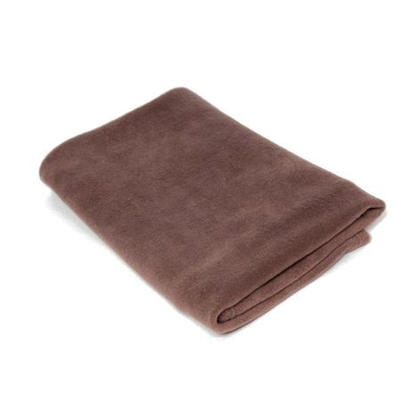 Personalised Pet Fleece Blanket – Brown