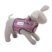 Teddy Maximus - Pink Shetland Wool Harness