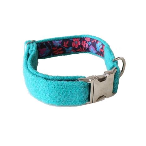 Morag Harris Tweed Dog Collar
