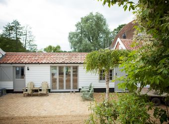 Letheringham Water Mill - The Woodshed