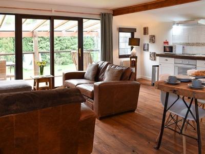 The Wood House, Devon, Buckfastleigh