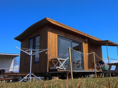 Rhossili Scamper Holidays - Ocean Shepherd Hut, Swansea