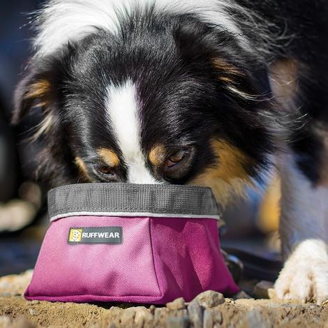 Ruffwear Quencher Bowl - Purple Dusk 2