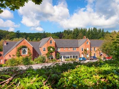 The Fox & Hounds Country Hotel, Devon, Chulmleigh