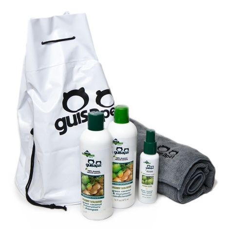 Green Coconut & Murumuru Gift Bag Bathing Essentials