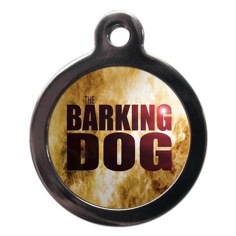 The Barking Dog ID Tag