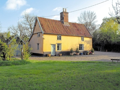 Bell Corner Cottage, Suffolk