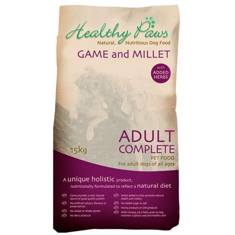 Game & Millet Adult 15 kg