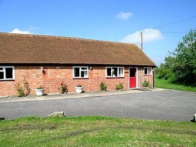 Tarrant Cottage, Dorset, East Orchard