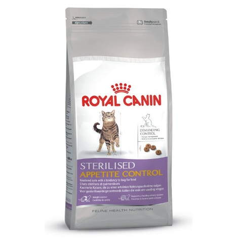 Sterilised Appetite Control Cat Food