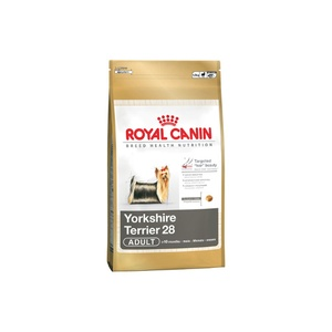 Yorkshire Terrier 28 Dog Food