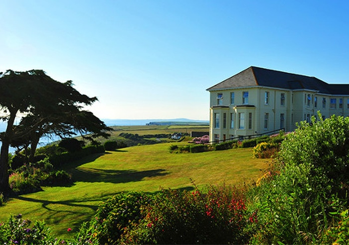 Polurrian Bay Hotel, Cornwall 1
