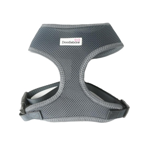Airmesh Dog Harness – Charcoal