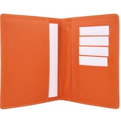 Chihuy - Leather Pet Passport - Orange