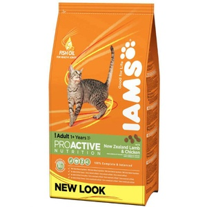 Adult Lamb Cat Food